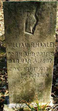 HANLEY, WILLIAM R - Sebastian County, Arkansas | WILLIAM R HANLEY - Arkansas Gravestone Photos
