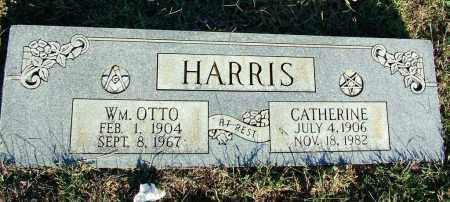 HARRIS, CATHERINE - Sebastian County, Arkansas | CATHERINE HARRIS - Arkansas Gravestone Photos