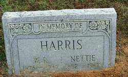 HARRIS, NETTIE - Sebastian County, Arkansas | NETTIE HARRIS - Arkansas Gravestone Photos