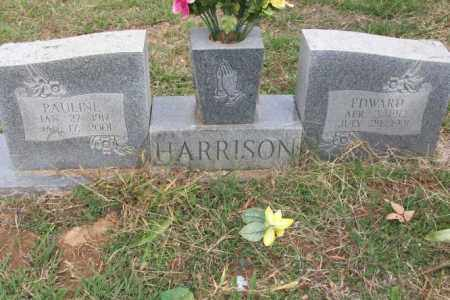 HARRISON, EDWARD - Sebastian County, Arkansas | EDWARD HARRISON - Arkansas Gravestone Photos