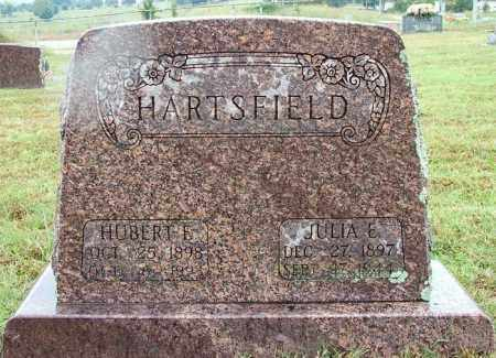 HARTSFIELD, HUBERT E. - Sebastian County, Arkansas | HUBERT E. HARTSFIELD - Arkansas Gravestone Photos