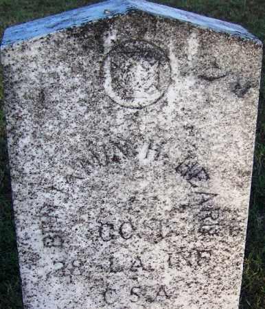 HEARN (VETERAN CSA), BENJAMIN H - Sebastian County, Arkansas | BENJAMIN H HEARN (VETERAN CSA) - Arkansas Gravestone Photos