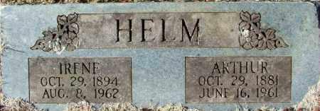HELM, ARTHUR - Sebastian County, Arkansas | ARTHUR HELM - Arkansas Gravestone Photos