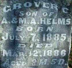 HELMS, GROVER C. (2) - Sebastian County, Arkansas | GROVER C. (2) HELMS - Arkansas Gravestone Photos
