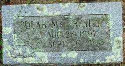 HESTER, BULAH MAE - Sebastian County, Arkansas | BULAH MAE HESTER - Arkansas Gravestone Photos