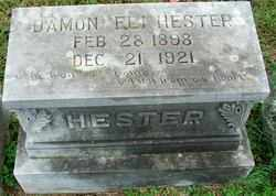 HESTER, DAMON ELI - Sebastian County, Arkansas | DAMON ELI HESTER - Arkansas Gravestone Photos