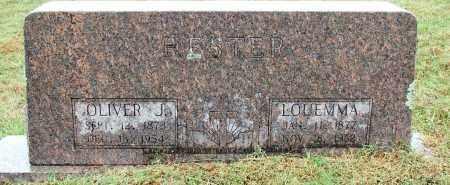 HESTER, LOUEMMA - Sebastian County, Arkansas | LOUEMMA HESTER - Arkansas Gravestone Photos