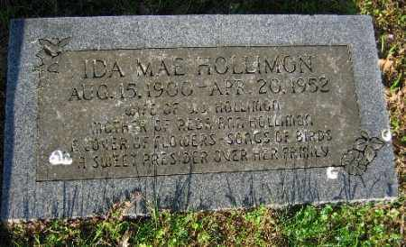HOLLIMON, IDA MAE - Sebastian County, Arkansas | IDA MAE HOLLIMON - Arkansas Gravestone Photos