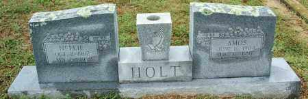 HOLT, AMOS - Sebastian County, Arkansas | AMOS HOLT - Arkansas Gravestone Photos