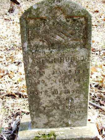 HUBBARD, JASPER - Sebastian County, Arkansas | JASPER HUBBARD - Arkansas Gravestone Photos