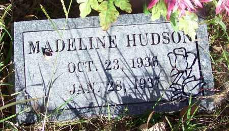 HUDSON, MADELINE - Sebastian County, Arkansas | MADELINE HUDSON - Arkansas Gravestone Photos
