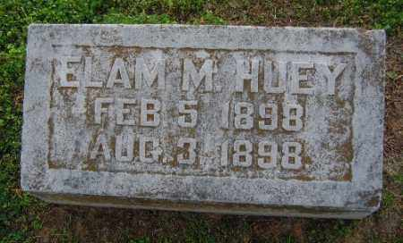 HUEY, ELAM M. - Sebastian County, Arkansas | ELAM M. HUEY - Arkansas Gravestone Photos