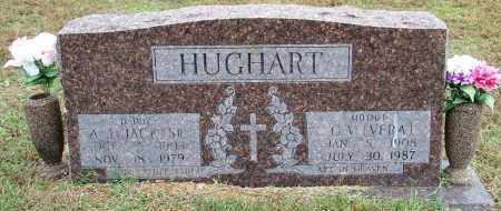 HUGHART, C. V. (VERA) - Sebastian County, Arkansas | C. V. (VERA) HUGHART - Arkansas Gravestone Photos