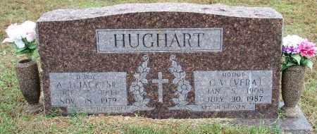 HUGHART, A. J. (JACK) SR. - Sebastian County, Arkansas | A. J. (JACK) SR. HUGHART - Arkansas Gravestone Photos