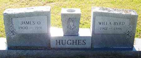 HUGHES, JAMES O - Sebastian County, Arkansas | JAMES O HUGHES - Arkansas Gravestone Photos