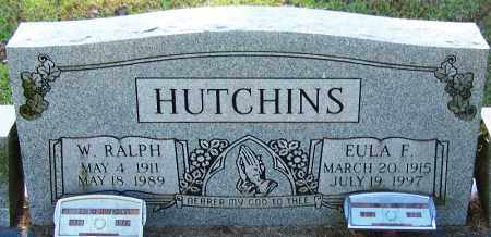 HUTCHINS, EULA F - Sebastian County, Arkansas | EULA F HUTCHINS - Arkansas Gravestone Photos