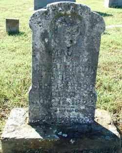 IRVIN, MAUD - Sebastian County, Arkansas | MAUD IRVIN - Arkansas Gravestone Photos