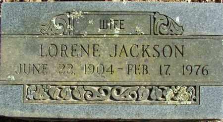JACKSON, LORENE - Sebastian County, Arkansas | LORENE JACKSON - Arkansas Gravestone Photos