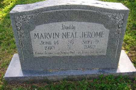 JEROME, MARVIN NEAL - Sebastian County, Arkansas | MARVIN NEAL JEROME - Arkansas Gravestone Photos