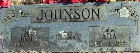 JOHNSON, JAMES - Sebastian County, Arkansas | JAMES JOHNSON - Arkansas Gravestone Photos
