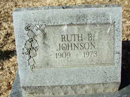 JOHNSON, RUTH B - Sebastian County, Arkansas | RUTH B JOHNSON - Arkansas Gravestone Photos