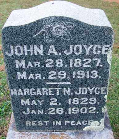JOYCE, MARGARET N - Sebastian County, Arkansas | MARGARET N JOYCE - Arkansas Gravestone Photos