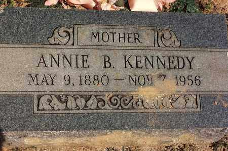 KENNEDY, ANNIE - Sebastian County, Arkansas | ANNIE KENNEDY - Arkansas Gravestone Photos