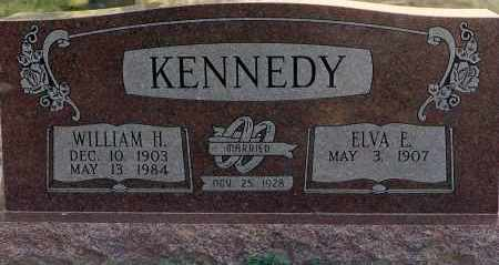 KENNEDY, ELVA ETTA - Sebastian County, Arkansas | ELVA ETTA KENNEDY - Arkansas Gravestone Photos