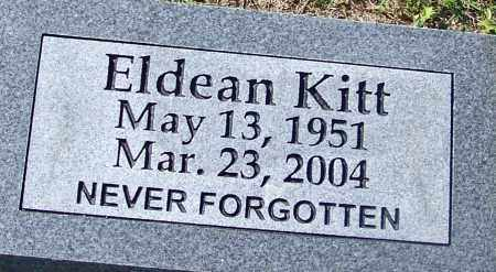 KITT, ELDEAN - Sebastian County, Arkansas | ELDEAN KITT - Arkansas Gravestone Photos