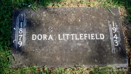 LITTLEFIELD, DORA - Sebastian County, Arkansas | DORA LITTLEFIELD - Arkansas Gravestone Photos