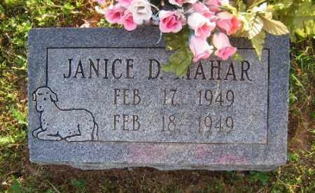 MAHAR, JANICE D. - Sebastian County, Arkansas | JANICE D. MAHAR - Arkansas Gravestone Photos