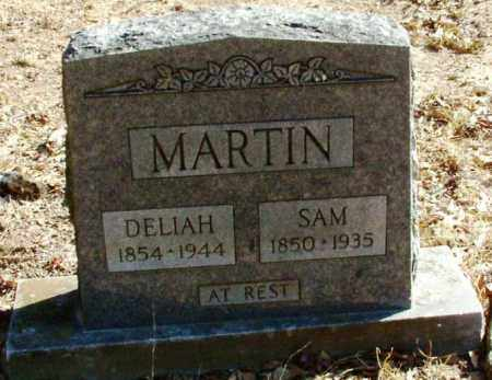 MARTIN, SAM - Sebastian County, Arkansas | SAM MARTIN - Arkansas Gravestone Photos