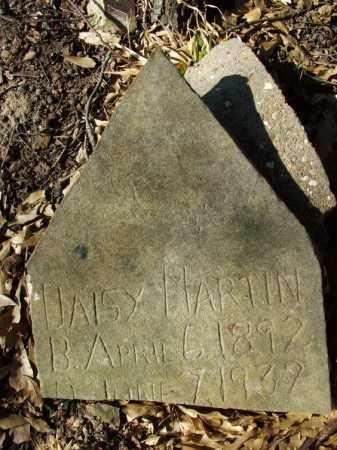 MARTIN, DAISY - Sebastian County, Arkansas | DAISY MARTIN - Arkansas Gravestone Photos