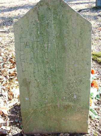 MARTIN, FAIT - Sebastian County, Arkansas | FAIT MARTIN - Arkansas Gravestone Photos