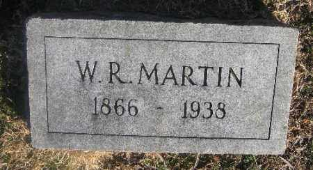 MARTIN, W. R. - Sebastian County, Arkansas | W. R. MARTIN - Arkansas Gravestone Photos