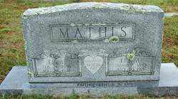 MATHIS, LELA - Sebastian County, Arkansas | LELA MATHIS - Arkansas Gravestone Photos