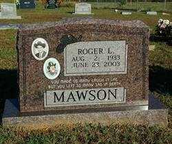MAWSON, ROGER L - Sebastian County, Arkansas | ROGER L MAWSON - Arkansas Gravestone Photos