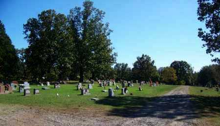 *MAYBERRY CEMETERY OVERVIEW,  - Sebastian County, Arkansas |  *MAYBERRY CEMETERY OVERVIEW - Arkansas Gravestone Photos