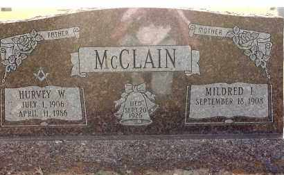 MCCLAIN, MILDRED - Sebastian County, Arkansas | MILDRED MCCLAIN - Arkansas Gravestone Photos