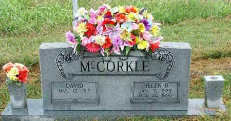 MCCORKLE, HELEN B. - Sebastian County, Arkansas | HELEN B. MCCORKLE - Arkansas Gravestone Photos