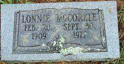 MCCORKLE, LONNIE - Sebastian County, Arkansas | LONNIE MCCORKLE - Arkansas Gravestone Photos