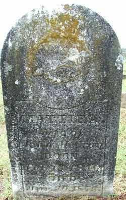 MCCRAY, MATTIE A - Sebastian County, Arkansas   MATTIE A MCCRAY - Arkansas Gravestone Photos
