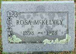 MCKELVEY, ROSA - Sebastian County, Arkansas | ROSA MCKELVEY - Arkansas Gravestone Photos