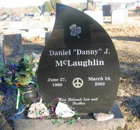 MCLAUGHLIN, DANIEL J. - Sebastian County, Arkansas | DANIEL J. MCLAUGHLIN - Arkansas Gravestone Photos