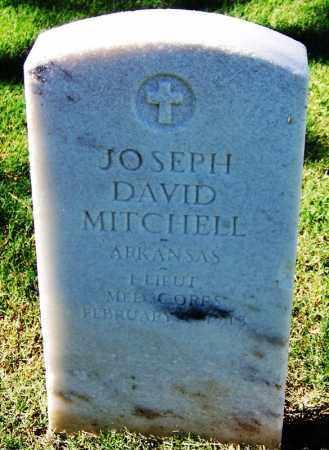 MITCHELL (VETERAN WWI), JOSEPH DAVID - Sebastian County, Arkansas | JOSEPH DAVID MITCHELL (VETERAN WWI) - Arkansas Gravestone Photos
