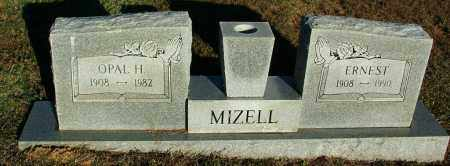 MIZELL, OPAL H - Sebastian County, Arkansas | OPAL H MIZELL - Arkansas Gravestone Photos