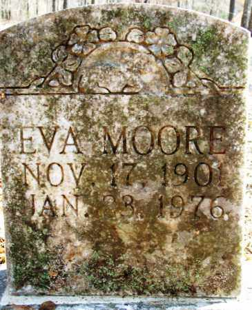 MOORE, EVA - Sebastian County, Arkansas | EVA MOORE - Arkansas Gravestone Photos