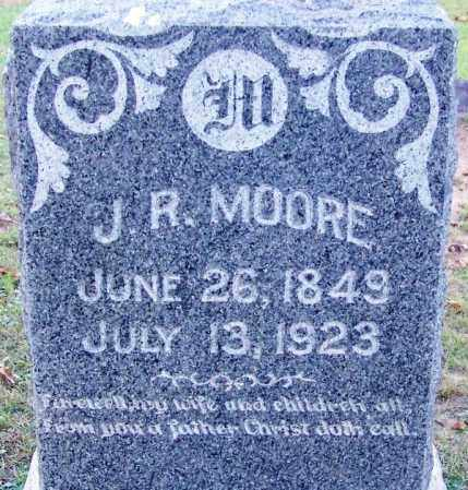 MOORE, J. R. - Sebastian County, Arkansas | J. R. MOORE - Arkansas Gravestone Photos
