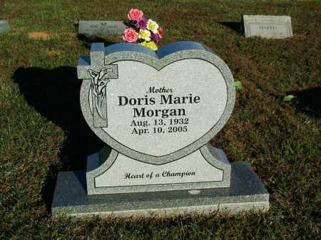 MORGAN, DORIS MARIE - Sebastian County, Arkansas | DORIS MARIE MORGAN - Arkansas Gravestone Photos