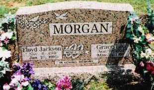 GLASS MORGAN, GRACE LEE - Sebastian County, Arkansas | GRACE LEE GLASS MORGAN - Arkansas Gravestone Photos